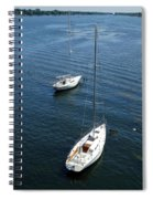 Sturgeon Bay Canal Mooring Spiral Notebook