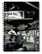 Sturgis Saloon Spiral Notebook