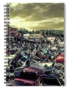 Sturgis Week Spiral Notebook