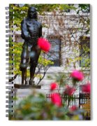 Stuyvesant Square Park Nyc  Spiral Notebook
