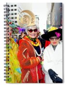 Style Knows No Age Spiral Notebook