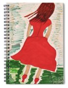Style Two 2014 Spiral Notebook
