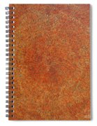 Su Gaia Earth  Spiral Notebook
