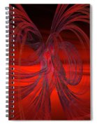 Subatomic Spiral Notebook