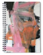 Subconscious Impressions Spiral Notebook