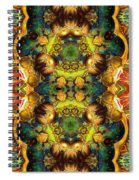 Subconscious Sacred Scrolls Spiral Notebook