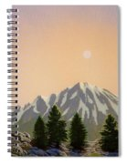 Sublime Sierra Light Spiral Notebook