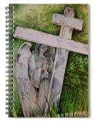 Sublime Watcher Spiral Notebook