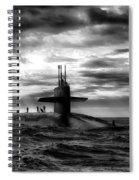 Submariner Spiral Notebook
