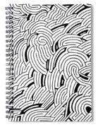Submissive Spiral Notebook