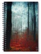 Substance Spiral Notebook