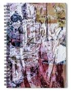 Subterranean Spiral Notebook