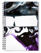 Subterranean View No. 108 Spiral Notebook