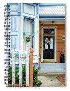 Suburban House Hayward California 9 Spiral Notebook