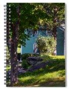 Suburban House Spiral Notebook