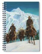 Successful Hunt Spiral Notebook