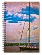 Such A Beauty Spiral Notebook