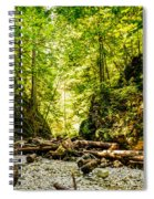 Sucha Bela - Slovensky Raj Spiral Notebook
