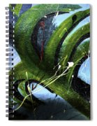 Sudden Storm Spiral Notebook