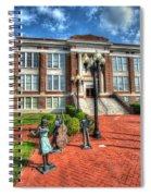Suffolk Center For Cultural Arts Suffolk Va No.2 Spiral Notebook