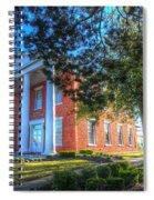 Suffolk Visitor Center  Spiral Notebook