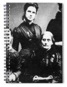 Suffragettes, 1888 Spiral Notebook