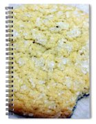 Sugar Cookie Spiral Notebook
