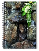 Sugar From The Sun Waterfall Spiral Notebook