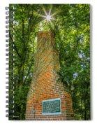 Sugar Hill Cabin Spiral Notebook