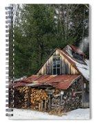 Sugar King's Smokehouse Spiral Notebook
