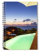Sugar Ridge Spiral Notebook