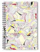 Sugar Spiral Notebook
