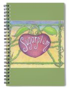 Sugarplum #2 Spiral Notebook