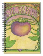 Sugarplum #4 Spiral Notebook