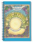 Sugarplum #5 Spiral Notebook