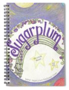 Sugarplum Logo Spiral Notebook