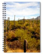 Suguro National Park Spiral Notebook