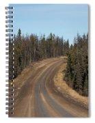 Suicide Hill Spiral Notebook
