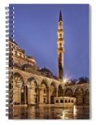 Suleymaniye Mosque Spiral Notebook