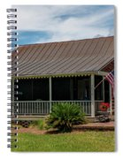 Sullivan's Island Southern Charm Spiral Notebook
