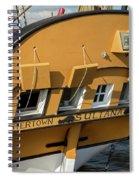 Sultana Stern Spiral Notebook