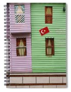 Sultanhamet Spiral Notebook