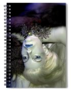 Sultry Simone Spiral Notebook