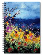 Summer 45 Spiral Notebook