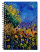 Summer 459090 Spiral Notebook