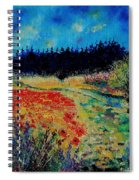 Summer 56 Spiral Notebook