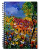 Summer 670170 Spiral Notebook