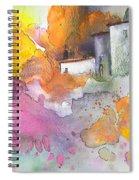 Summer Afternnon 03 Spiral Notebook