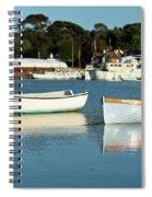 Summer Arrivals Spiral Notebook