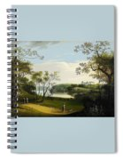 Summer Attire Spiral Notebook